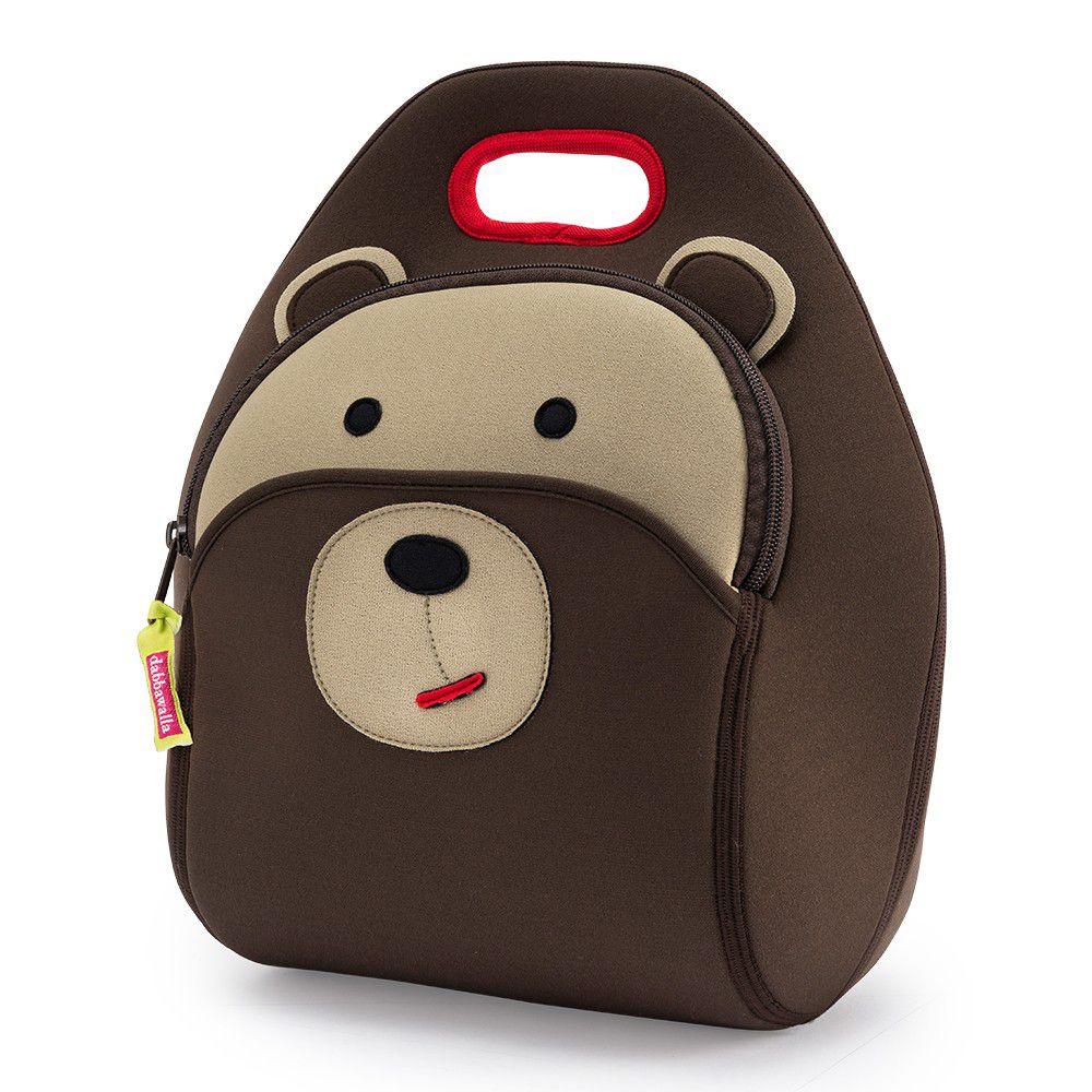美國 Dabbawalla - 瓦拉包-小棕熊手提包