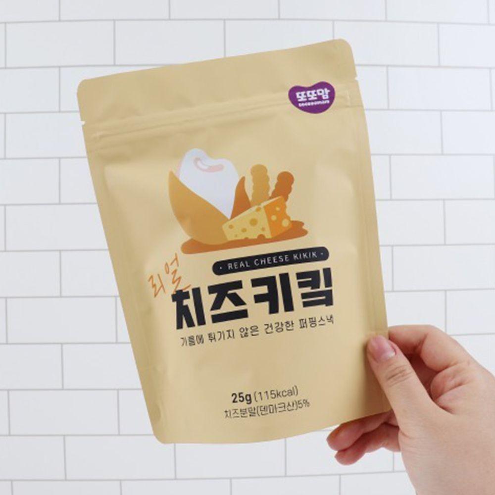 韓國DDODDOMAM - 米果(起司)-25g/包