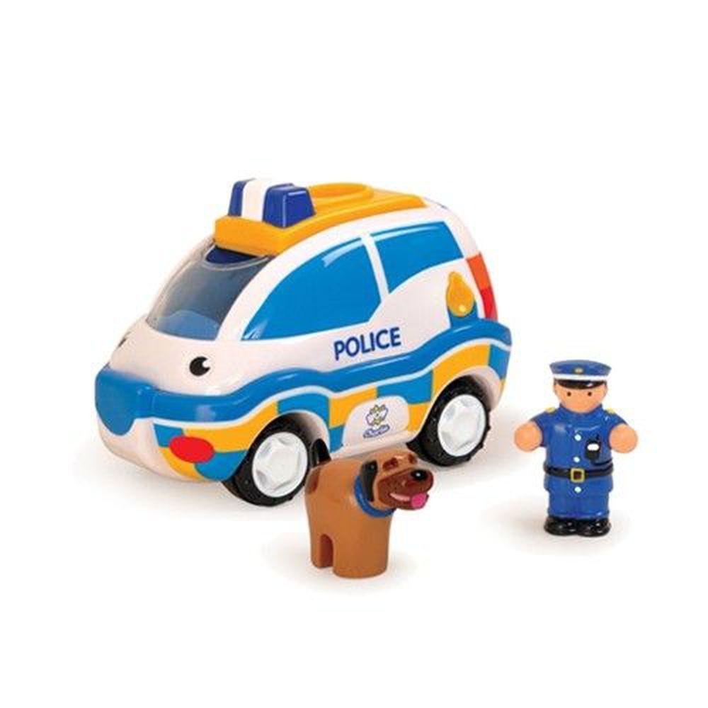 英國驚奇玩具 WOW Toys - 追緝警車 查理
