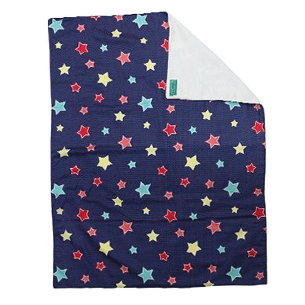 韓國 GIO Pillow - 敏兒膠原蛋白嬰兒毯-夜晚星星