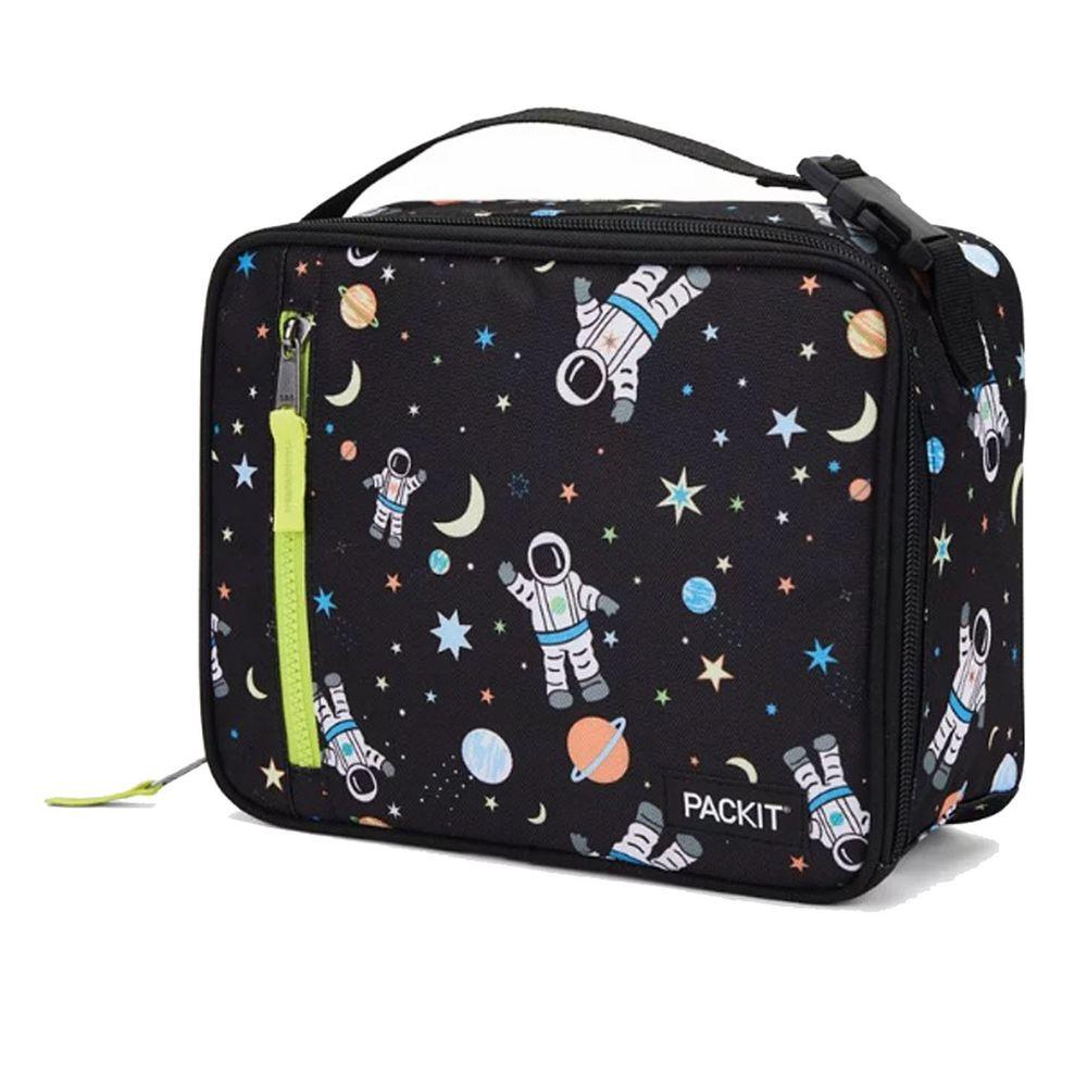 美國 PACKiT 冰酷 - 經典冷藏袋-太空冒險