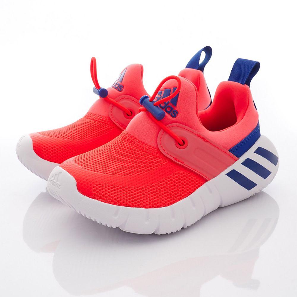 adidas - 運動童鞋-超輕運動款(中小童段)-桃粉