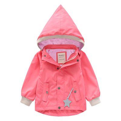 防風防雨加絨衝鋒外套