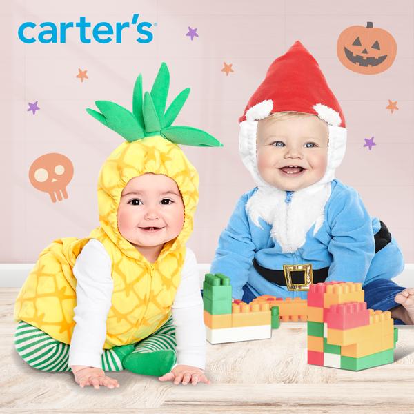 美國 Carter's baby 造型服裝❆ 變身可愛動物、水果