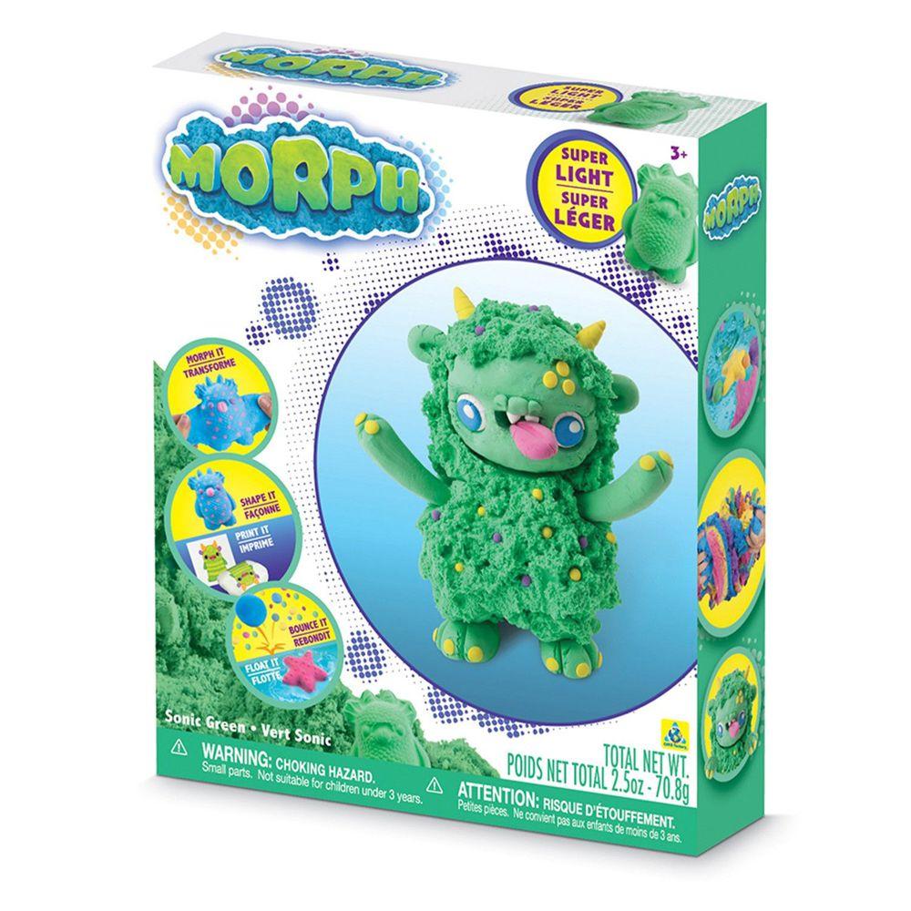 瑞典 MORPH - 魔塑黏土-綠 (L)-70.8g