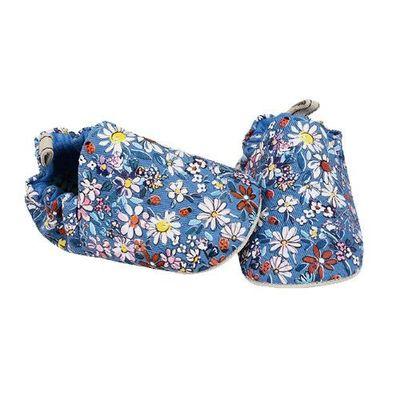 寶寶手工鞋-英式花園