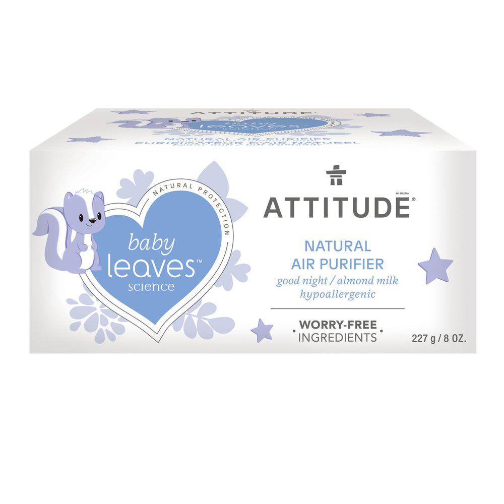 加拿大 ATTITUDE 艾特優 - 天然活性碳空氣芳香器-杏仁奶-227g