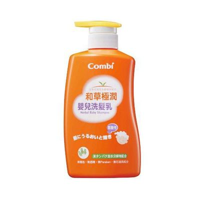 和草極潤嬰兒洗髮乳-500mL