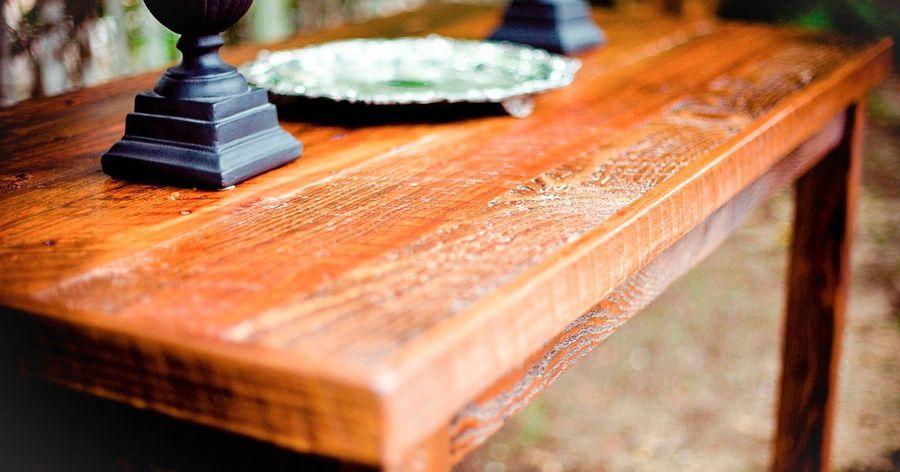 找回木材的質感,木質家具保養五大招!