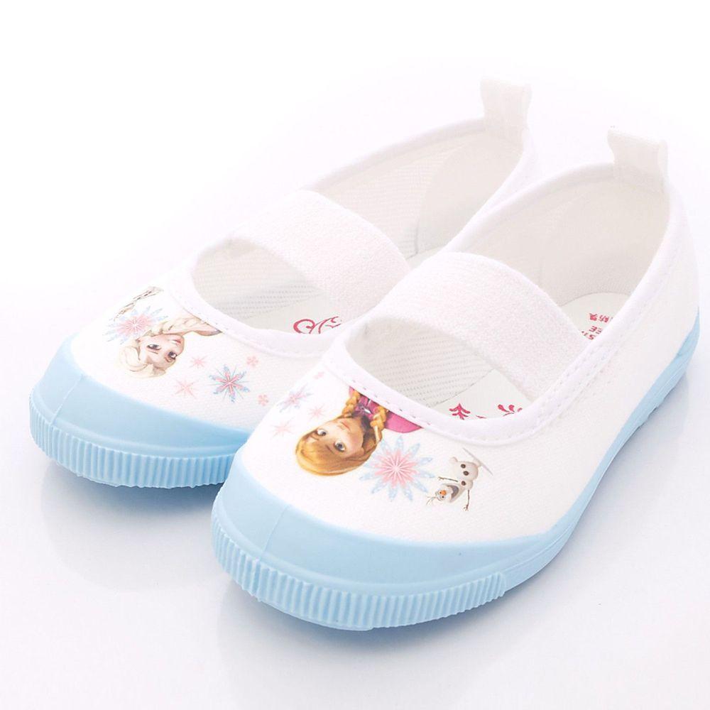 Moonstar日本月星 - 日本月星機能童鞋-2E日本製冰雪室內鞋款(中小童段)-藍
