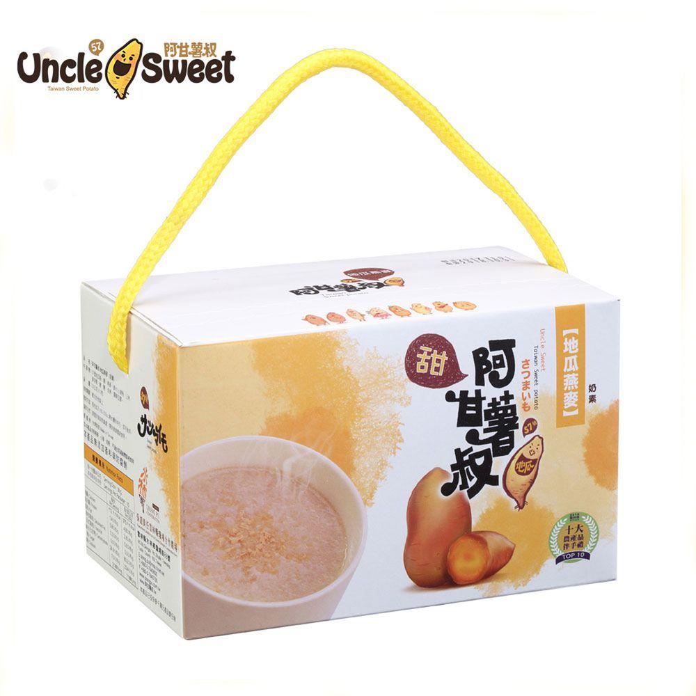 阿甘薯叔 - 阿甘薯叔-地瓜燕麥-奶素-30g*10包*1盒