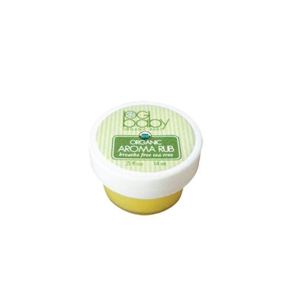 美國 Trillium - 嬰兒清新茶樹修護霜-14ml