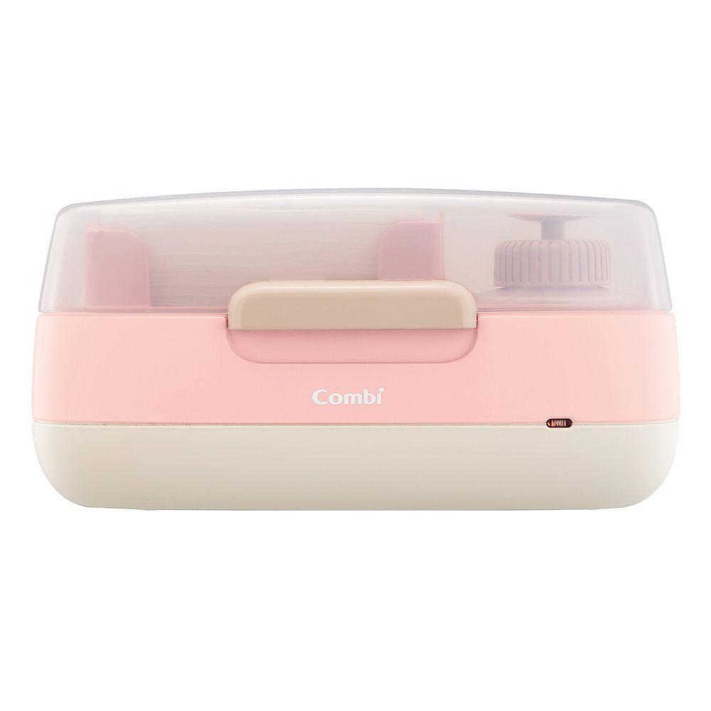 日本 Combi - 乾巾加濕器-(優雅粉)-0個月起