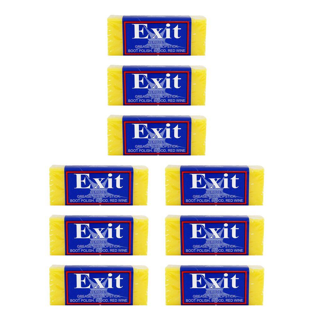 澳洲 Exit - 純天然萬用去漬皂-3入/組*3