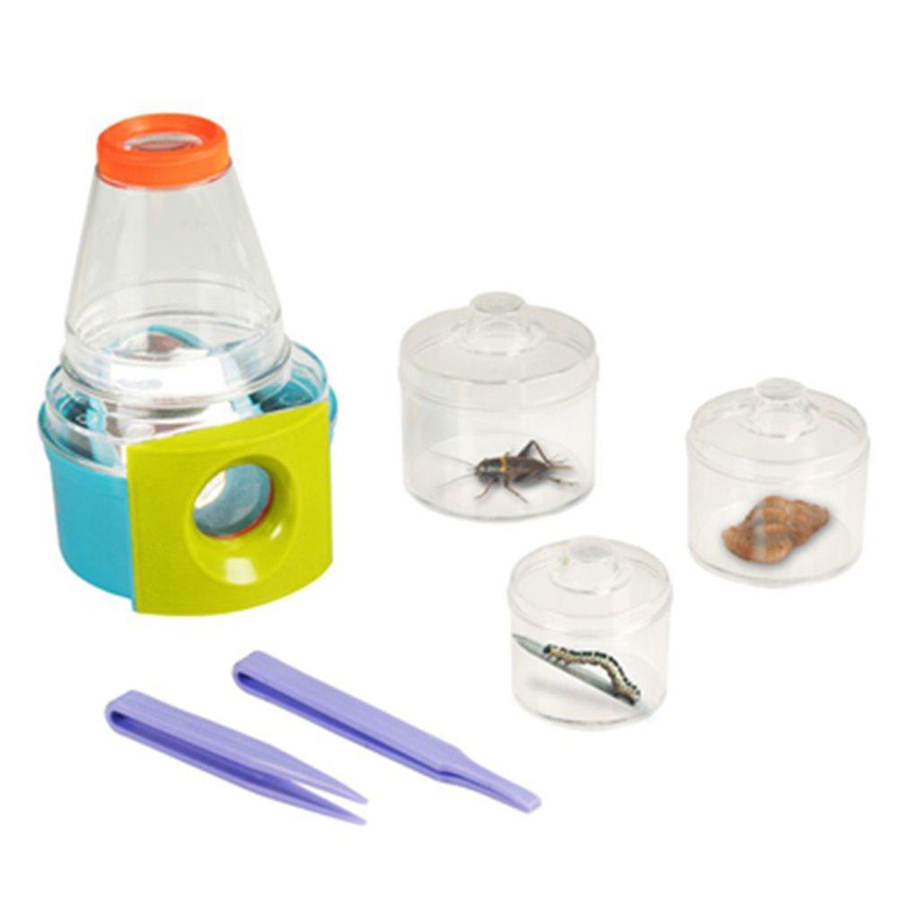 美國 Educational Insights - 小小探險家-昆蟲研究站