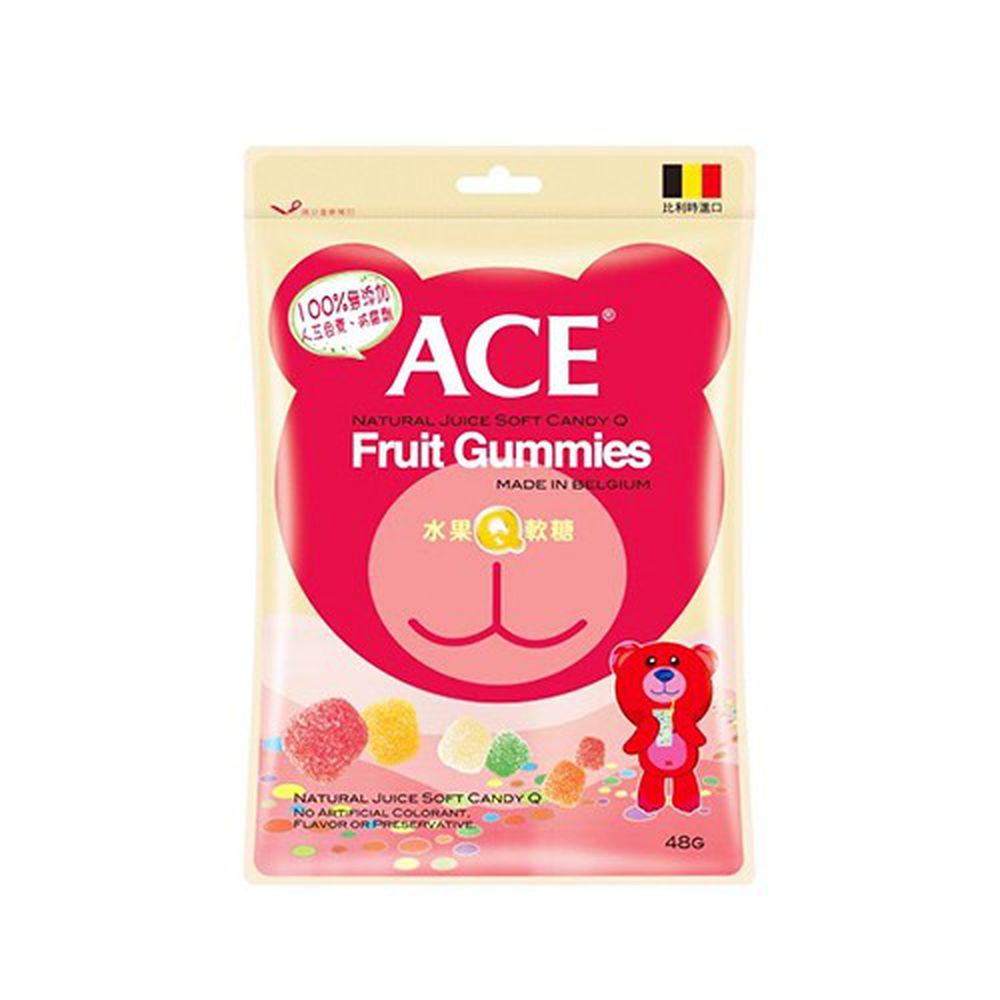 ACE - 水果Q軟糖*2-240g/袋