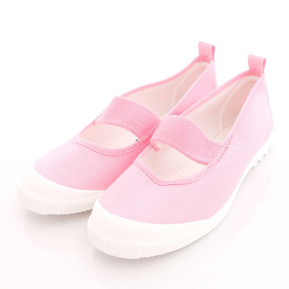 Moonstar日本月星 - 日本月星機能童鞋-日本製經典室內鞋(中小童段)-粉