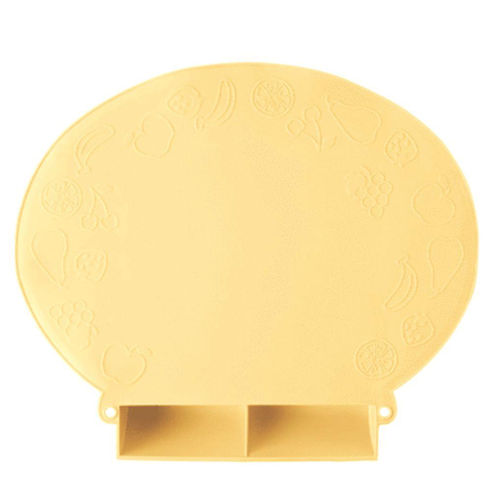 akachan honpo - 學習餐墊Ⅱ-黃色
