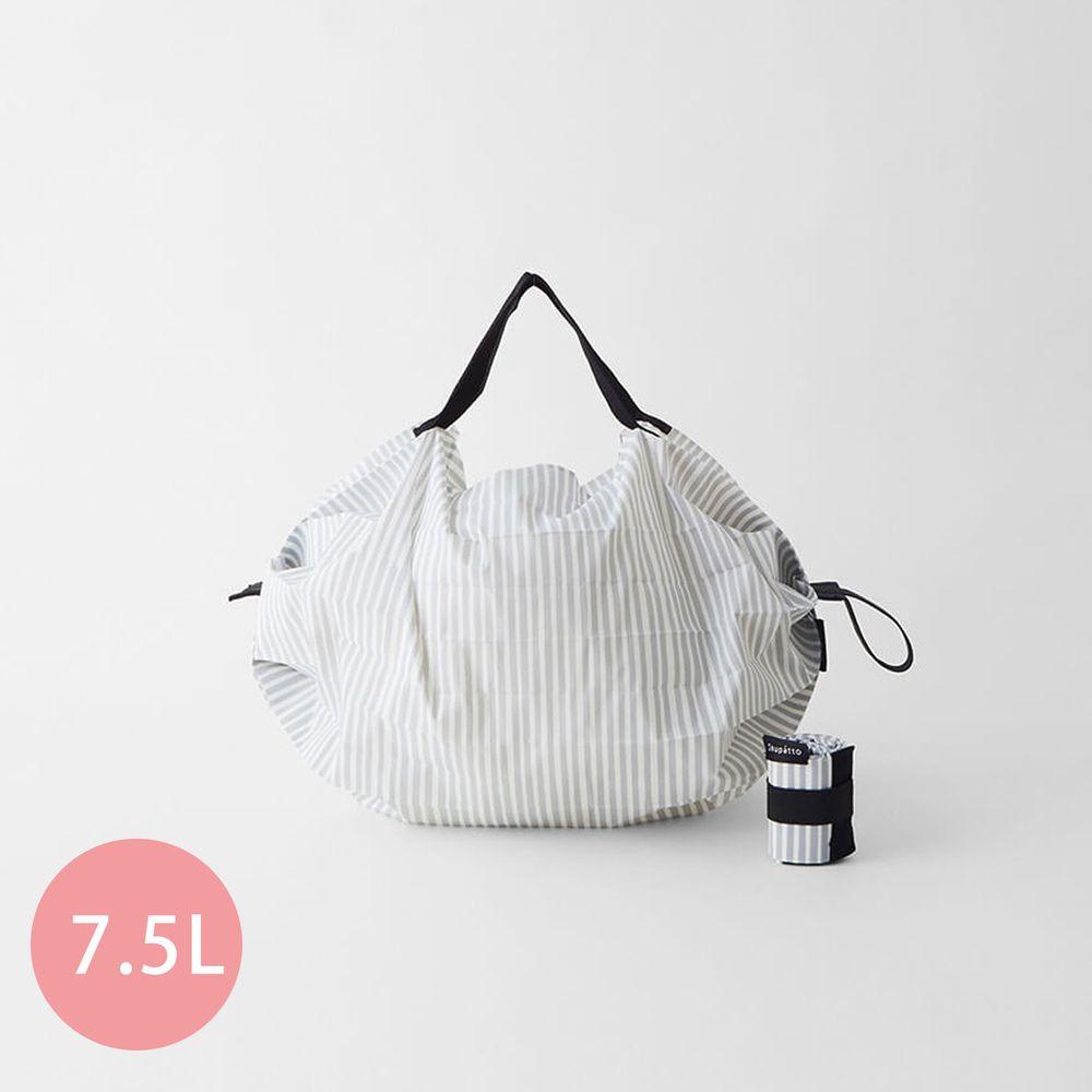 日本 MARNA - Shupatto 秒收摺疊購物袋-五週年限定升級款-文青手帳 (S(30x26cm))-耐重3kg / 7.5L