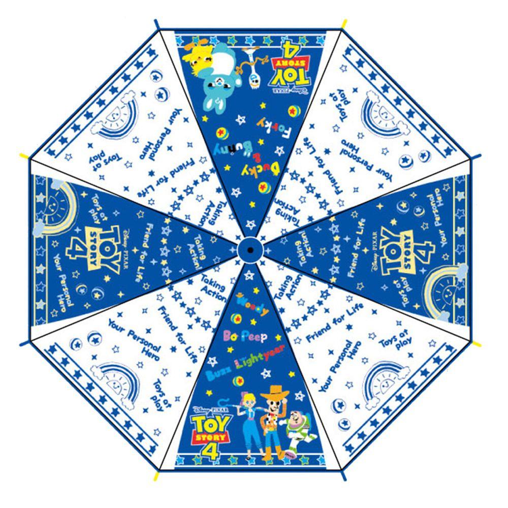 日本代購 - 卡通直傘-玩具總動員-藍白 (55cm(130cm以上))