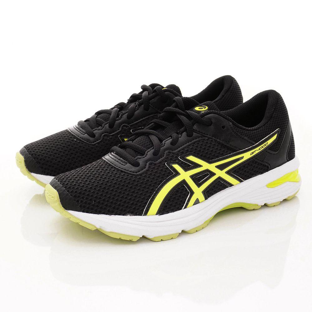 asics 亞瑟士 - ASICS童鞋-GT-1000高機能運動款(大童段)-黑