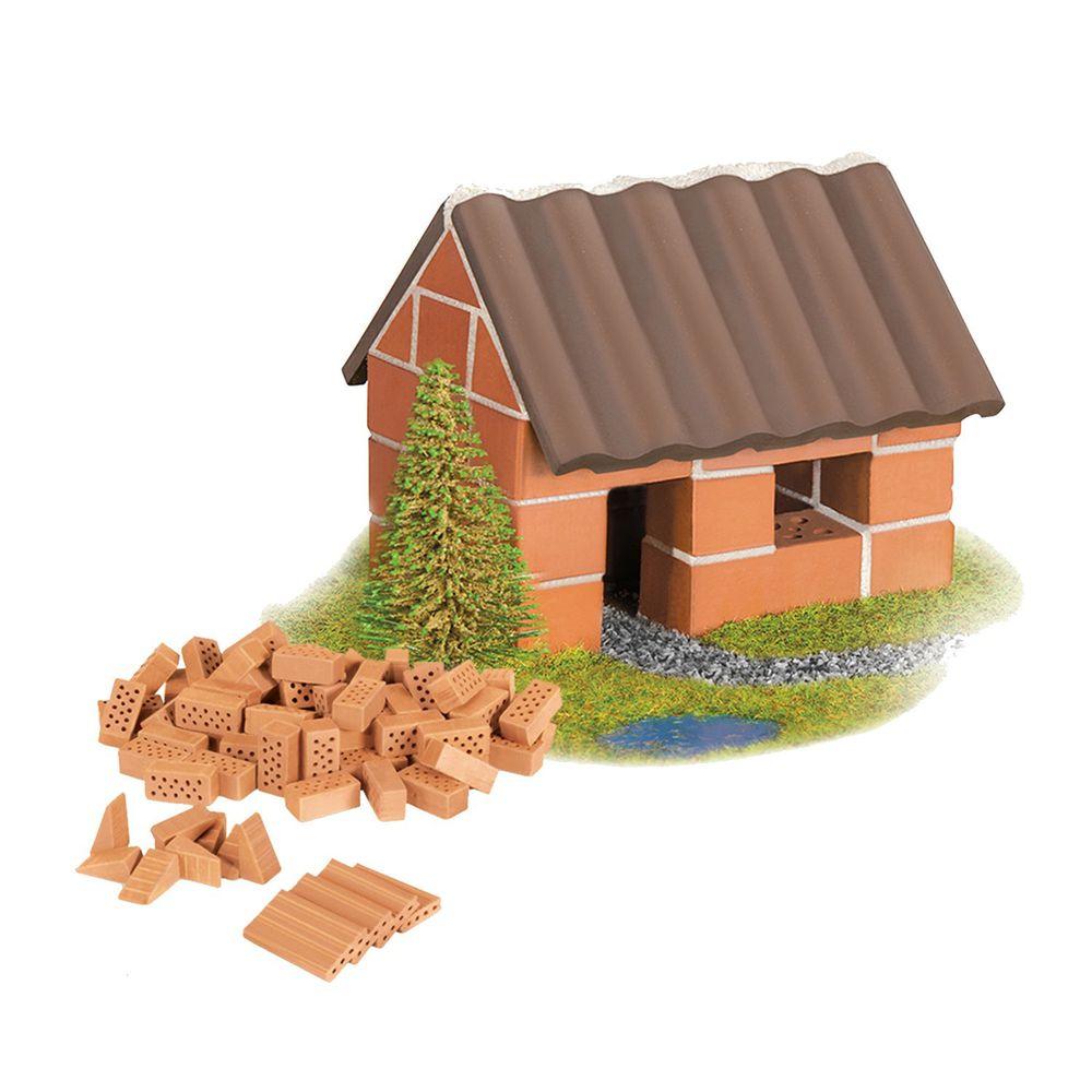 德國 teifoc - 益智磚塊建築玩具-小農舍-團購專案