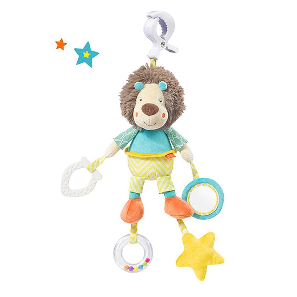 baby FEHN 芬恩 - 嘻哈獅吊掛式布偶玩具