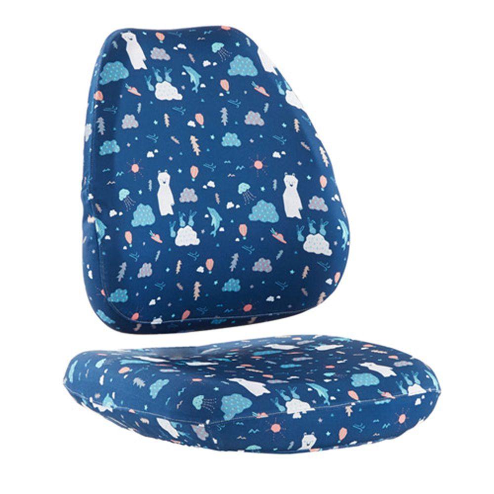 大將作 kid2youth - EGO椅 椅套/兒童成長椅用-深海藍