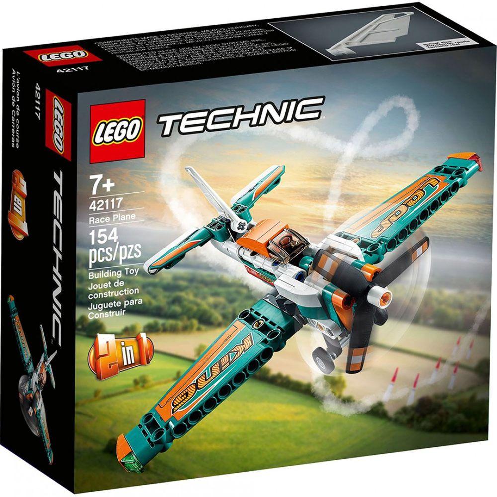 樂高 LEGO - 樂高積木 LEGO《 LT42117 》科技 Technic 系列 - 競技飛機-154pcs