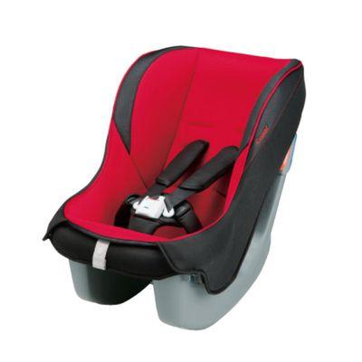 日本 Combi - Coccoro II EG 超輕巧舒適 嬰幼童專用汽車安全座椅-薔薇紅-新生兒0歲起~4歲(18kg以下)