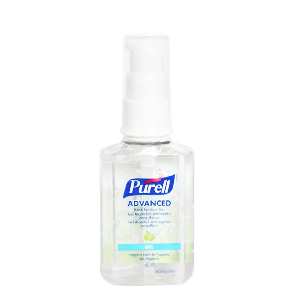 Purell ® 普瑞來 - 乾洗手凝露隨身瓶-60ml