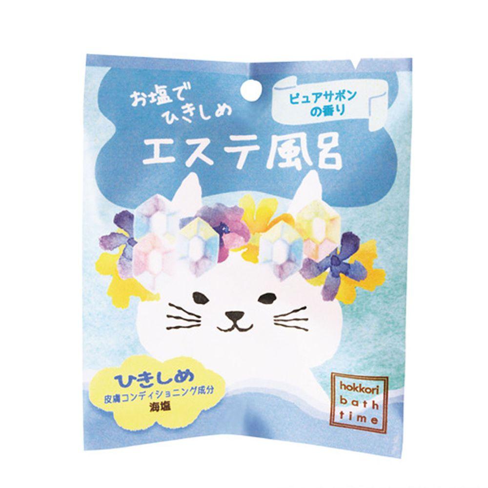 日本 NOL - 放鬆時光沐浴球/入浴球/泡澡球-清新皂香