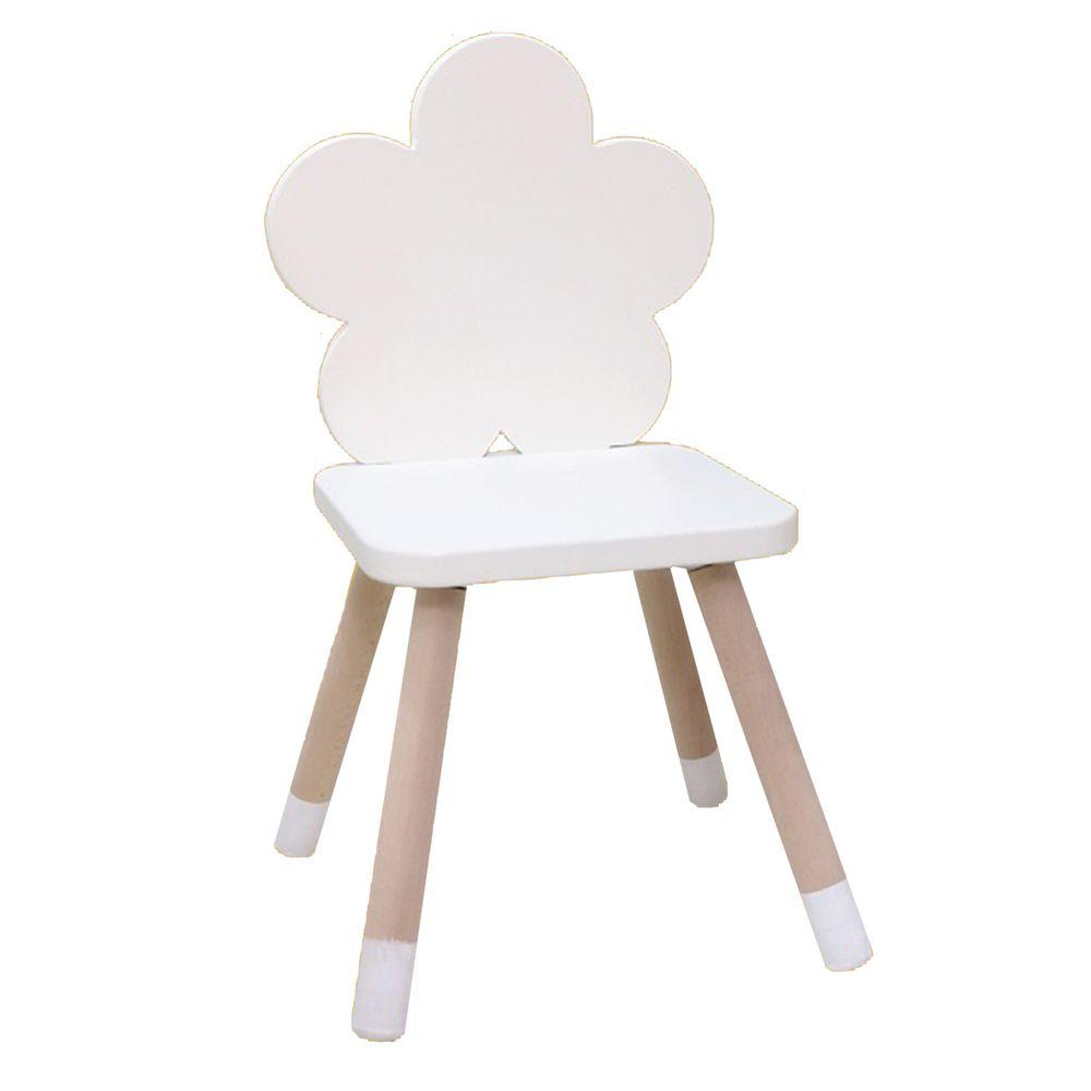 HELLO MONKEY - 北歐風兒童造型椅/兒童椅-花朵