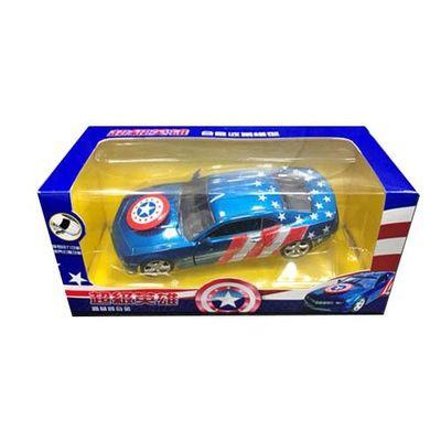超級英雄車合金迴力車-星星款-迴力
