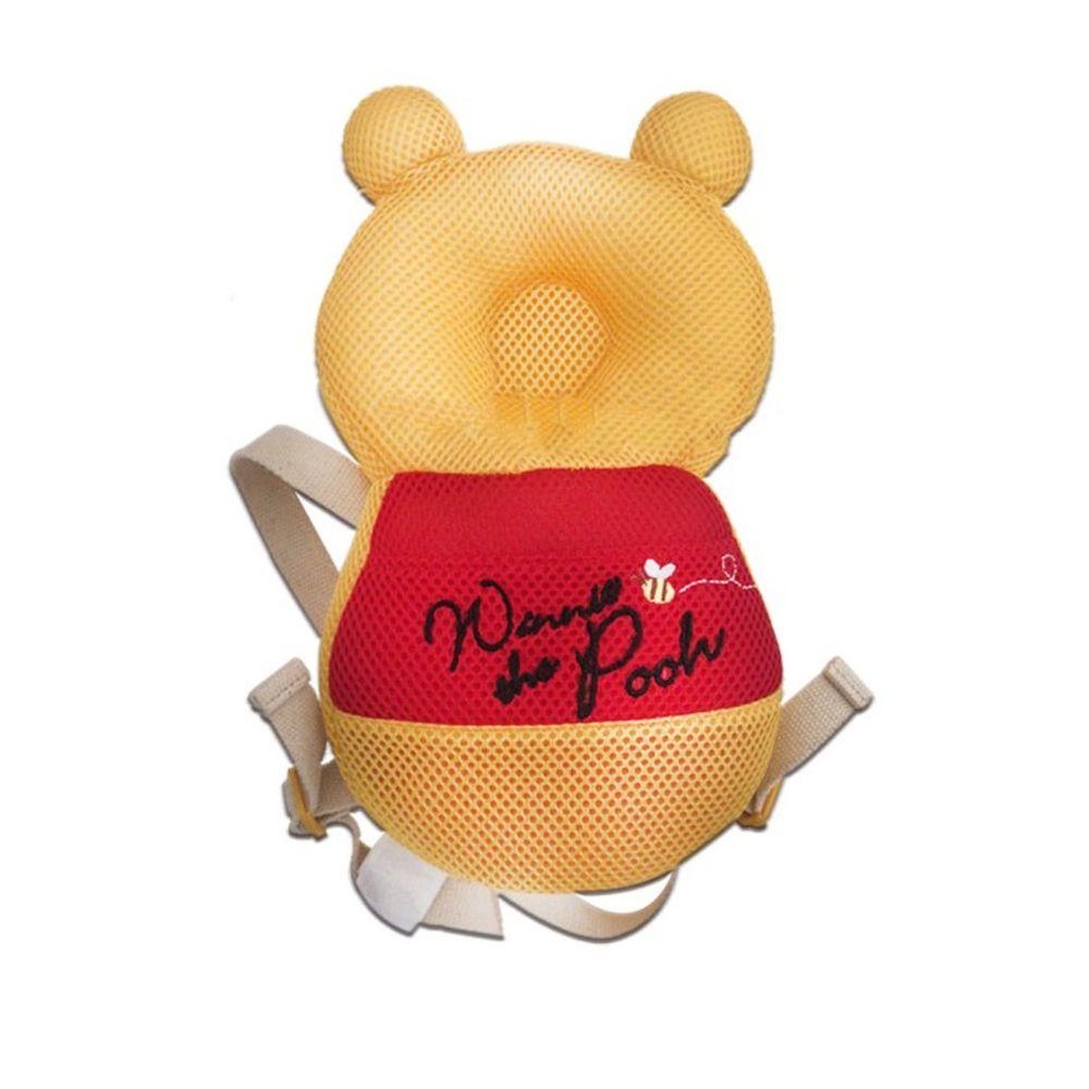 DISNEY 迪士尼 - 護頭背包-維尼