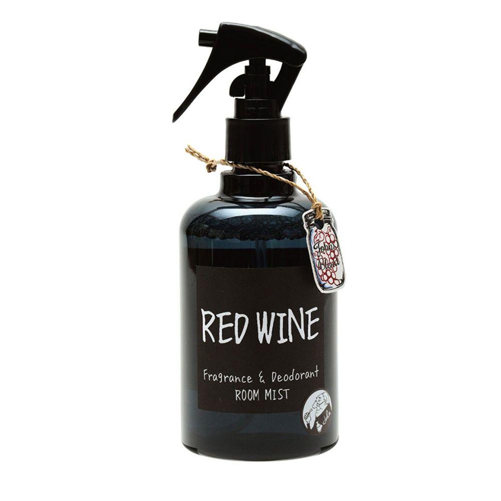 日本 John's Blend - 芳香除臭噴霧-紅酒-280ml