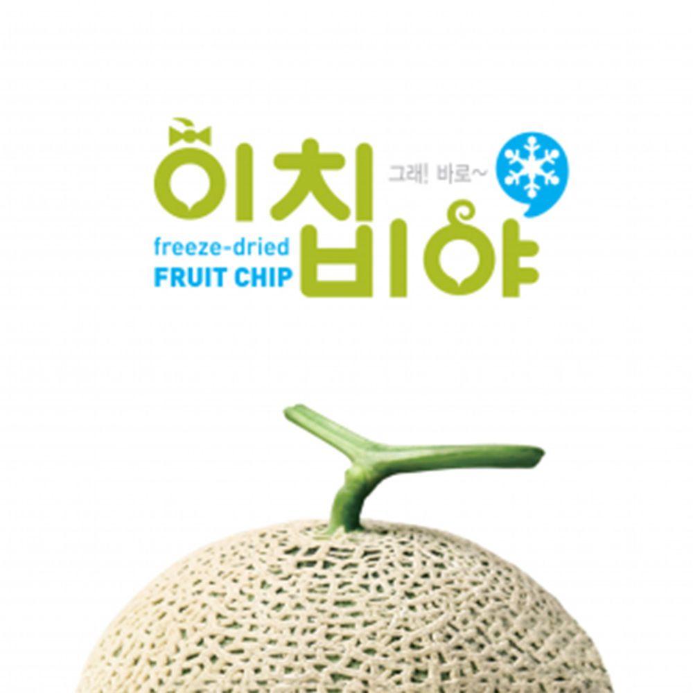 Ichibiya - 韓國幼兒水果乾-哈密瓜-15g