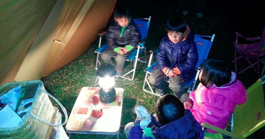 冬天親子露營保暖防寒小提醒