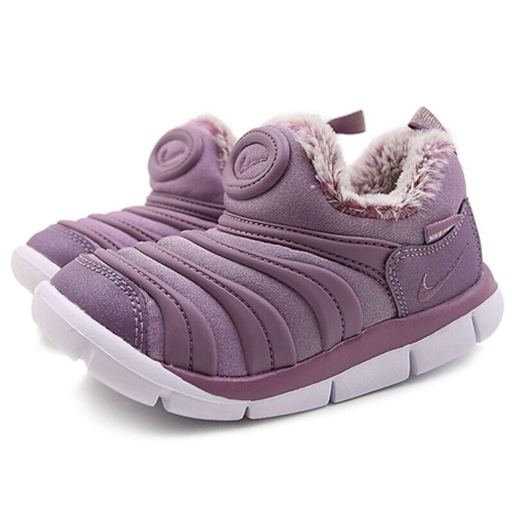 NIKE 耐吉 - DYNAMO FREE SE (TD) 小童 毛毛蟲 休閒鞋-AA7217501