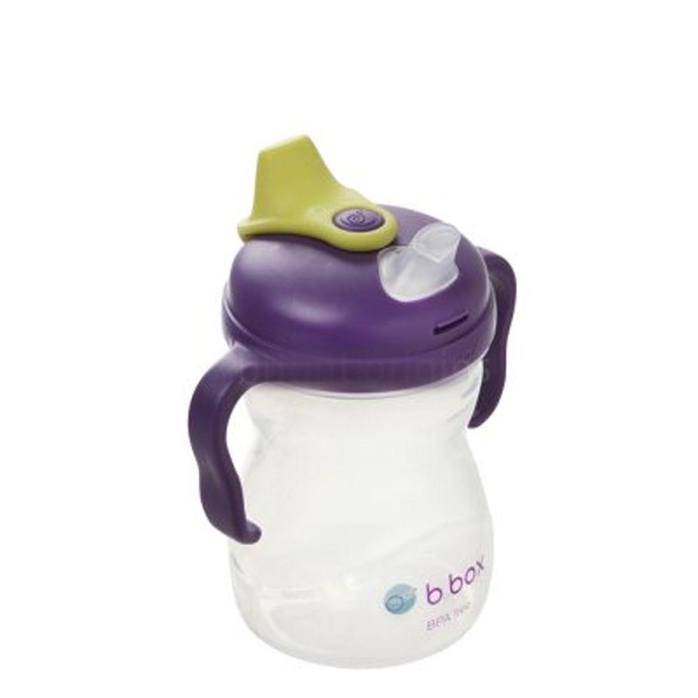 澳洲 b.box - 鴨嘴杯-葡萄紫