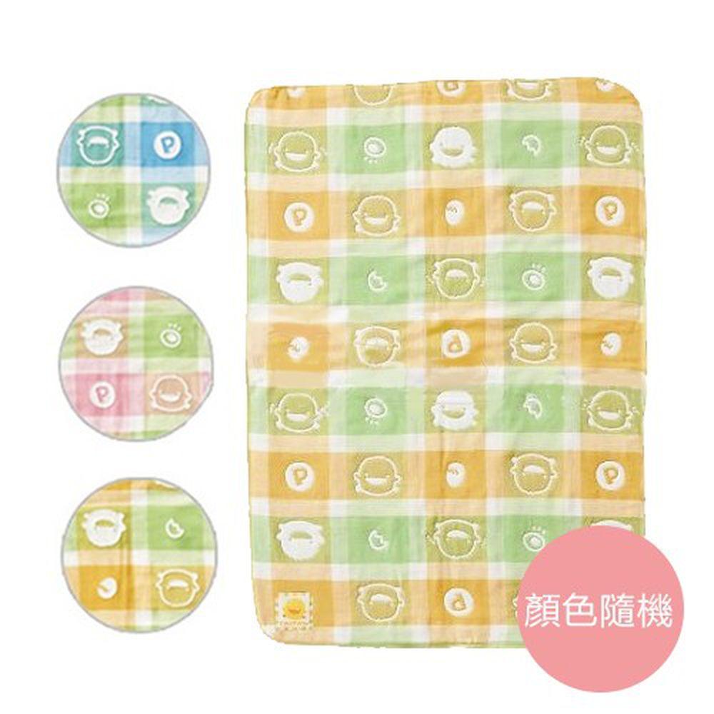 黃色小鴨 - 六層立體紗系列-浴巾-顏色隨機
