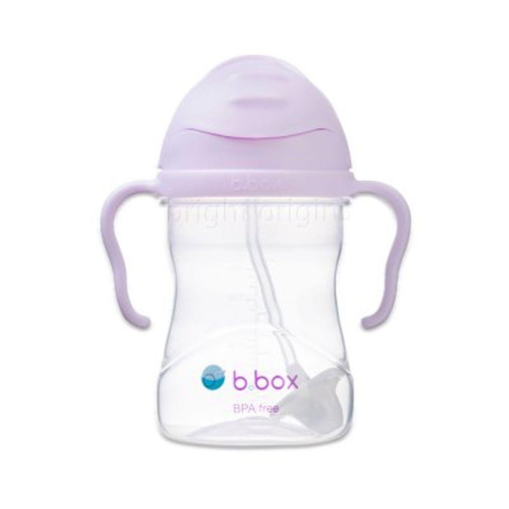 澳洲 b.box - 升級版防漏水杯-馬卡龍紫