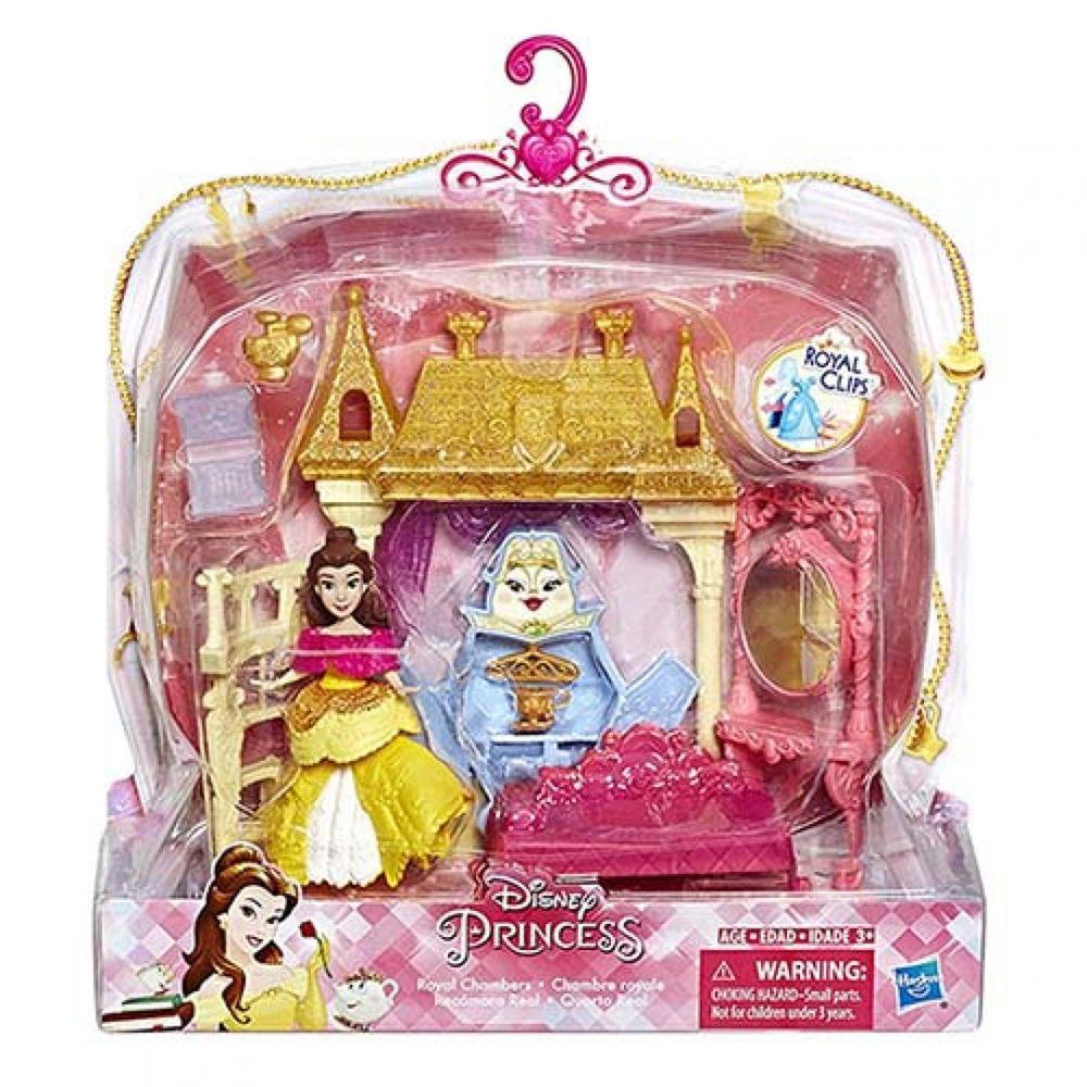 Disney 迪士尼 - 《Disney 迪士尼》迷你公主小型扮家家酒遊戲組 - 貝兒