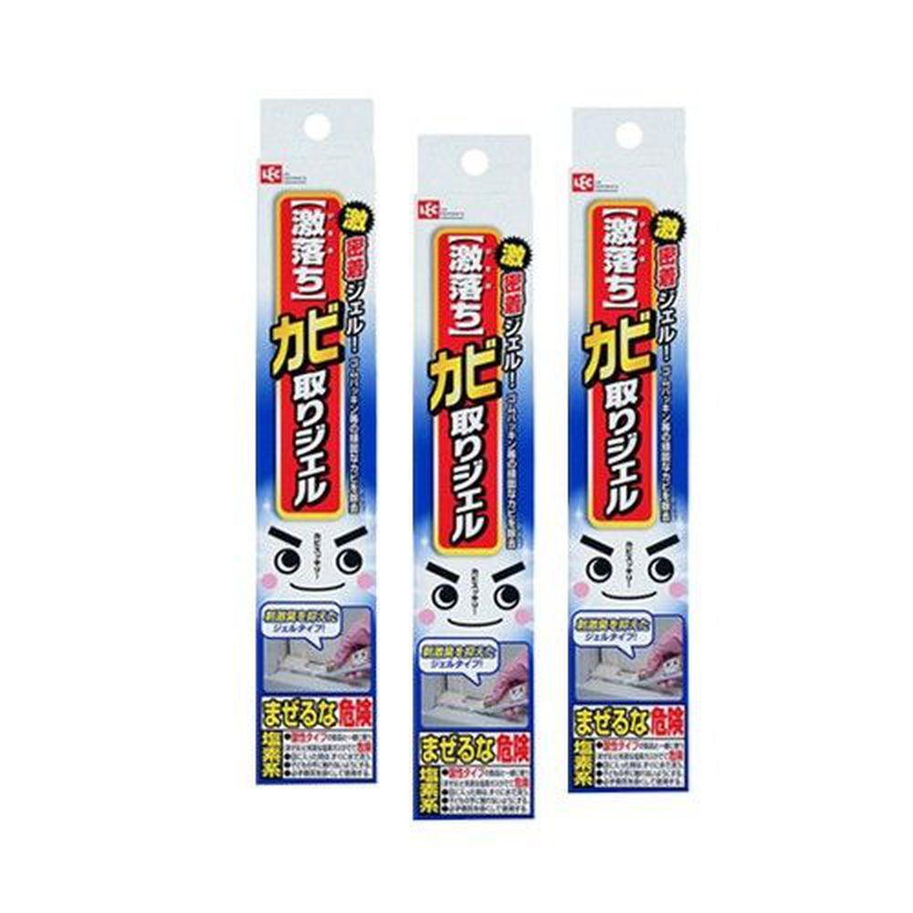 日本 LEC - 激落除霉凝膠組-100g*3