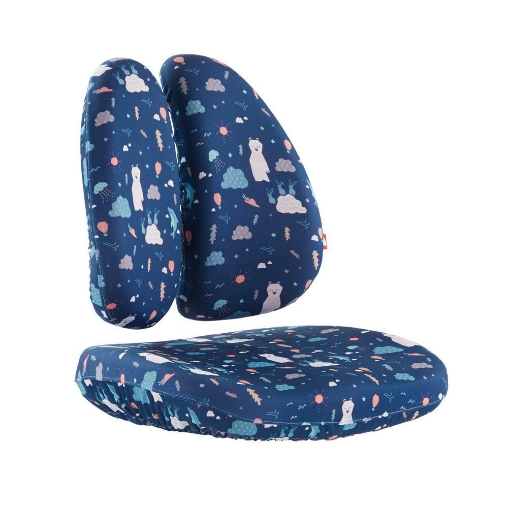 大將作 kid2youth - DUO椅 椅套/兒童椅用-深海藍