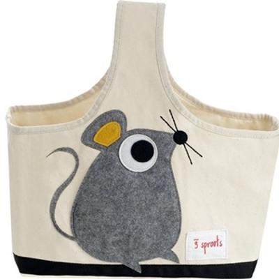 手提收納包-小老鼠