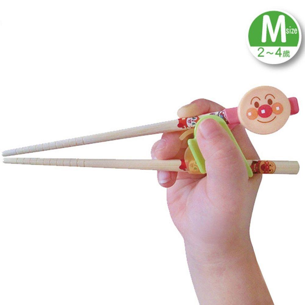 日本麵包超人 - AN麵包超人學習筷組-右 (M)