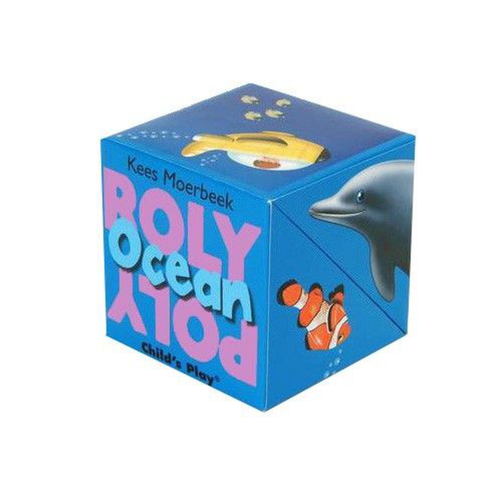 Scholastic - 魔術方塊書-海洋