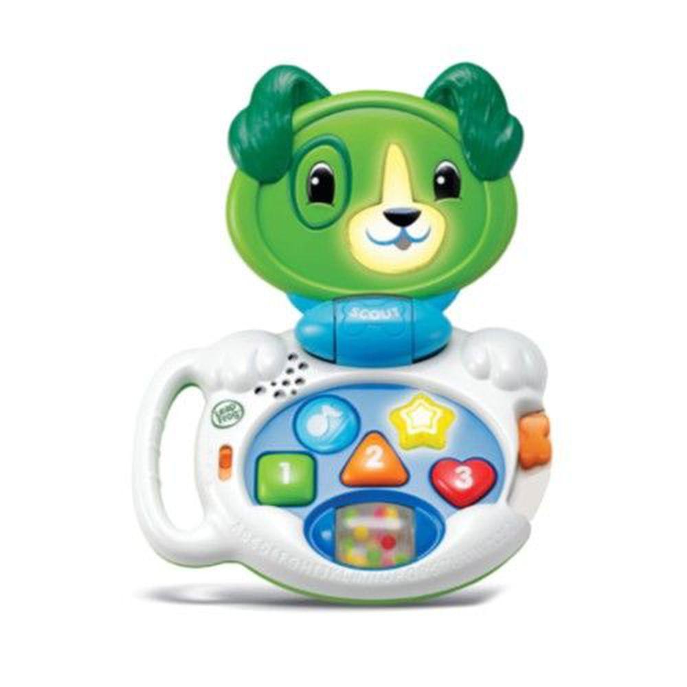 LeapFrog美國跳跳蛙 - 我的專屬對話小狗SCOUT-綠