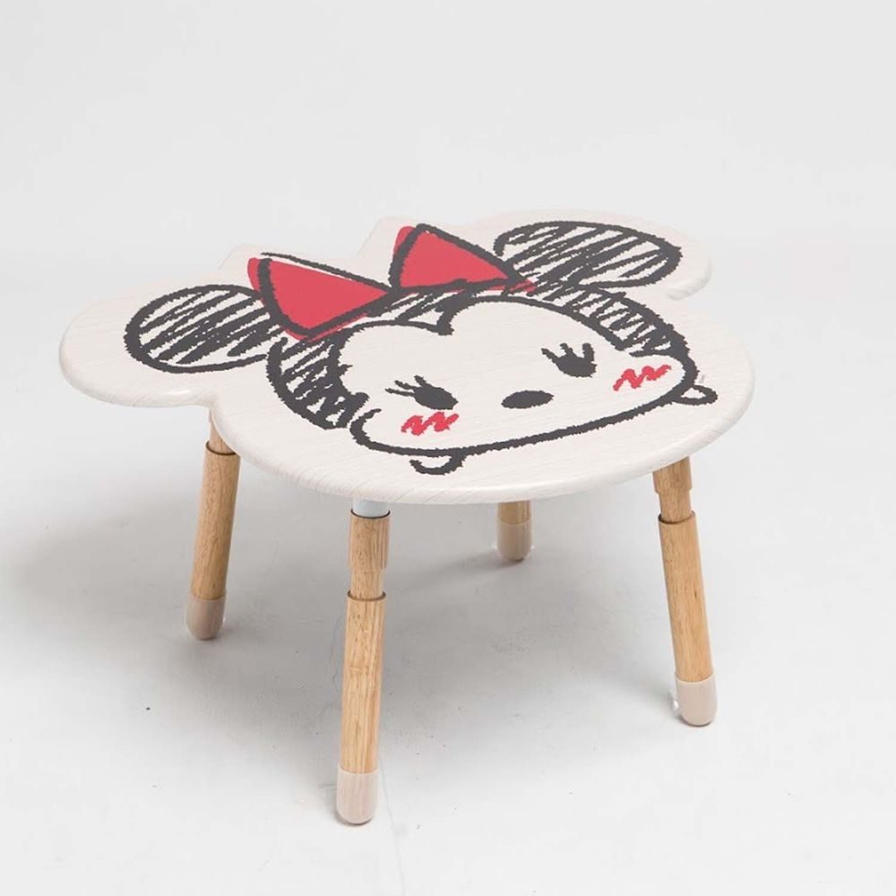 MyTolek 童樂可 - 樂遊桌 迪士尼特仕版-米妮桌 (65*60*37)